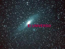 El Universo. Ideas antiguas y actuales