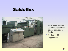 Saldoflex - EDITORIAL EMMA FIORENTINO