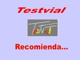 Testvial Recomienda