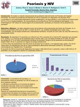 Psoriasis y Diabetes - Bienvenidos a la portada de SOLAPSO