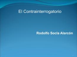 DR. RODOLFO SOCLA ALARCON