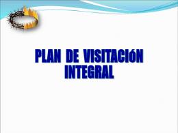 VISITACION INTEGRAL