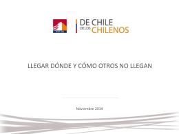 La experiencia de BancoEstado en Chile con agentes para