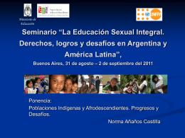 EDUCACION SEXUAL INTEGRAL BASADA EN DERECHO …