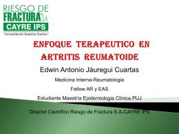 Eficacia y Seguridad de la Terapia Biologica en