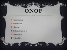 ONOF - COMUNICANDES