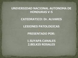 Diapositiva 1 - | Dr. Alejandro Alvarez