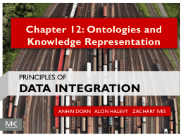 Chapter 8: XML