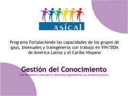 Proyecto PAGA - AIDS 2010 - Programme-at-a