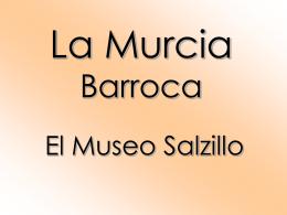 La Murcia Barroca