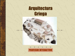 Arquitectura Greco –Romana