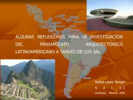 Diapositiva 1 - Pagina personal del Dr. Rafael Lopez Rangel