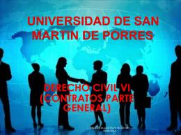 UNIVERSIDAD DE SAN MARTIN DE PORRES