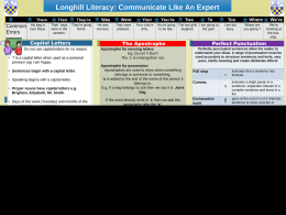 LonghillLiteracy: Communicate Like An Expert