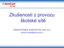 Prezentace ICTS