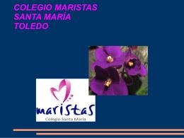 COLEGIO MARISTAS SANTA MARIA TOLEDO