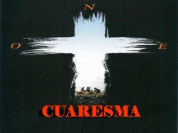 Cuaresma 2007 - Agustinos Recoletos