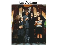 Los Addams