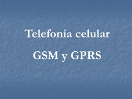 Elementos de la Red GSM