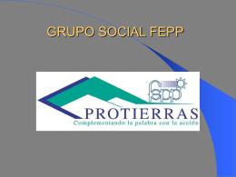 FEPP - PROTIERRAS