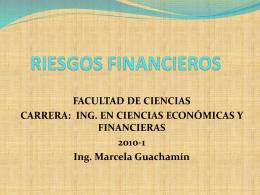 RIESGOS FINANCIEROS - riesgosfinanciero / FrontPage