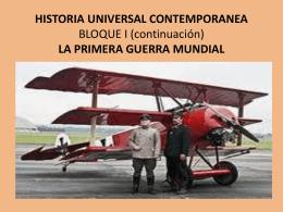 HISTORIA UNIVERSAL CONTEMPORANEA BLOQUE II …
