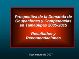 Proyecto Tamulipas