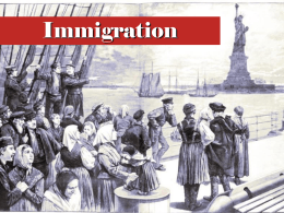 United States Immigration - Social Studies School Service