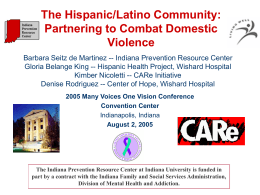 Hispanic/Latino Portal to ATOD Information
