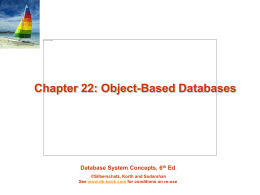Chapter 21:Application Development and Administration