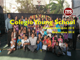 Colegio Young School - Codesin