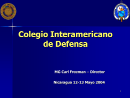 Colegio Interamericano de Defensa