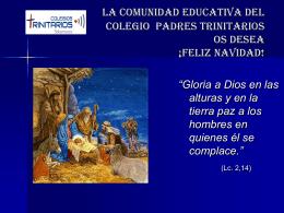 COLEGIO PADRES TRINITARIOS