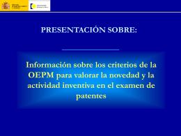 III JORNADA INFORMATIVA DEL COLEGIO OFICIAL DE …