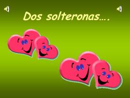 AG2- Dos solteronas
