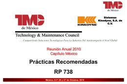 TMC de MEXICO - Kinedyne