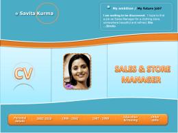 Savita Kurma - Key Competences