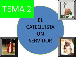 Diapositiva 1 - Bienvenido a la Parroquia