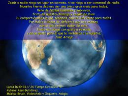 26 Tiempo Ordianrio -C-