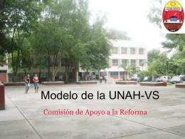 Modelo educativo de la UNAH - Histologia EUCS/UNAH-VS