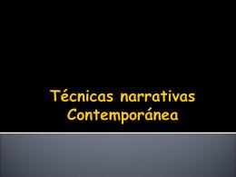 Los Estilos Narrativos - Colegio Etchegoyen – Talcahuano