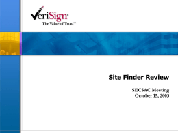 Site Finder Review