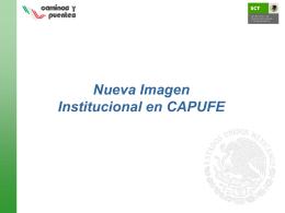 Diapositiva 1 - wwwCapufe > Inicio
