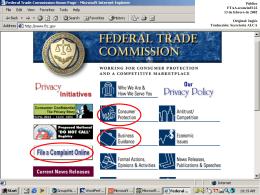 FTAA.ecom/inf/122 13 de febrero de 2002 / El enfoque