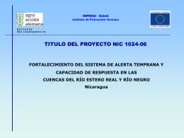 Proyecto Nic1024-06