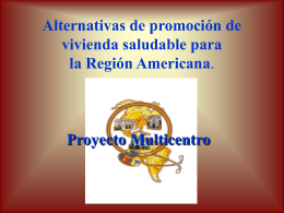 Proyecto Multicentro