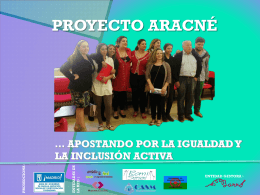 PROYECTO ARACN&#201