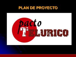 PLAN DE PROYECTO - FUNDACION SIEMBRA