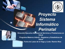 Proyecto SIP