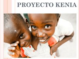 PROYECTO KENIA
